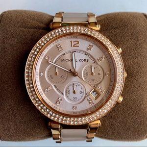 Michael Kors Watch - Rose Gold